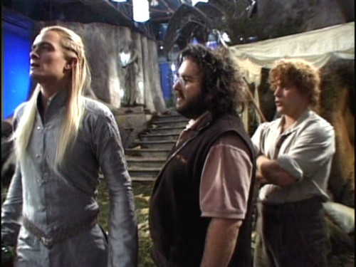Legolas in FOTR (Featurette)