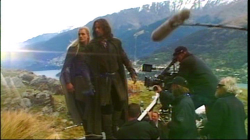 Legolas in ROTK (Designing Middle-earth)