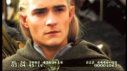 Legolas in ROTK (From Book to Script: Forging the Final Chapter)
