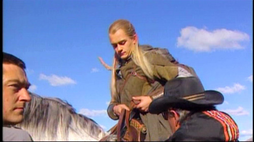 Legolas in ROTK (Home of the Horse Lords)