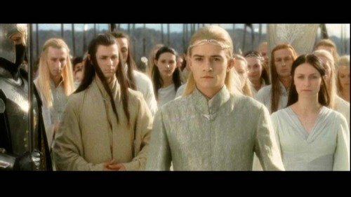 Legolas in ROTK (Music for Middle-earth)