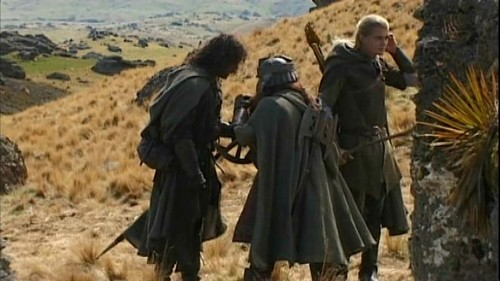 Legolas in TTT (Cameras in Middle-earth)