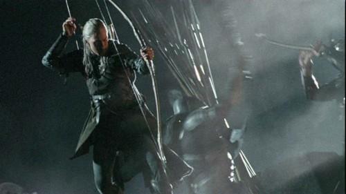Legolas in TTT (Cameras in Middle-earth)