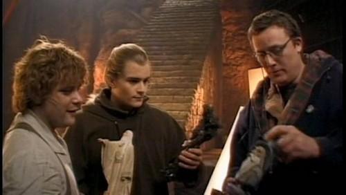 Legolas in TTT (Gollum DVD)