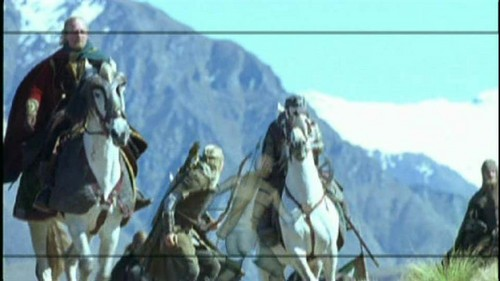 Legolas in TTT (Weta Digital)