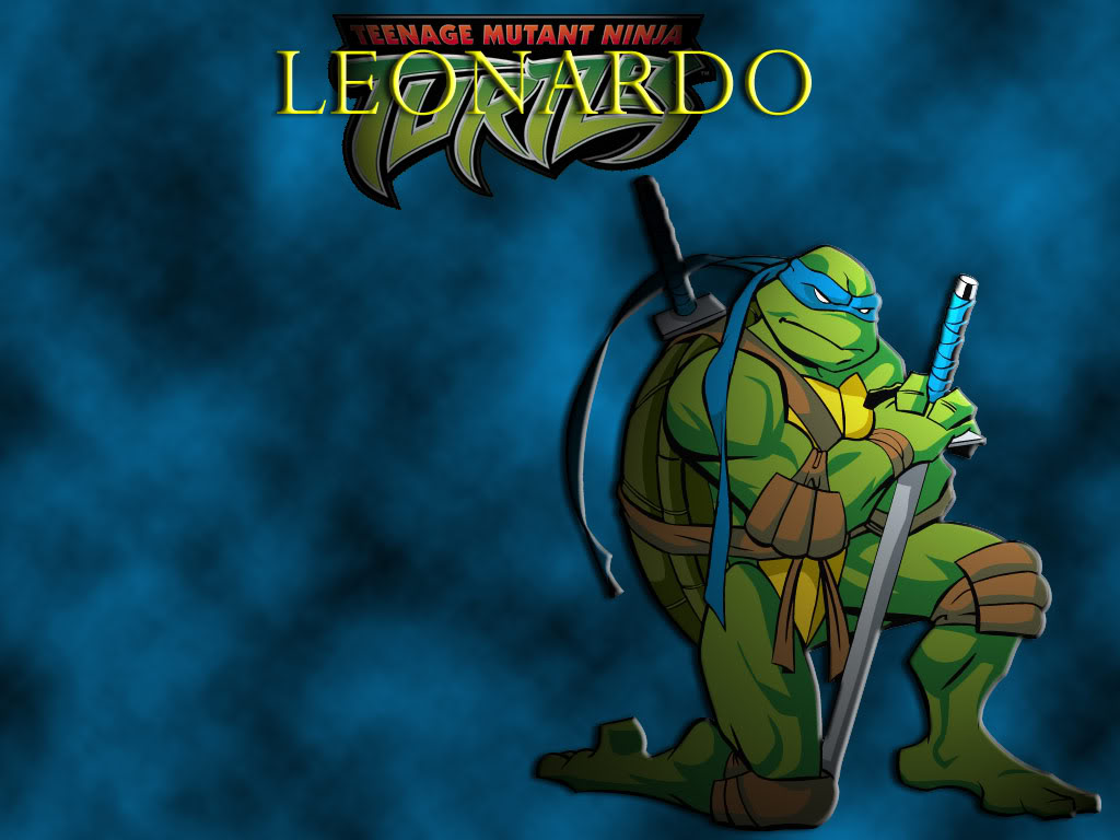 Leo Leonardo Hamato Wallpaper 34445210 Fanpop