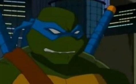 TMNT Leonardo achtergrond called Leonardo