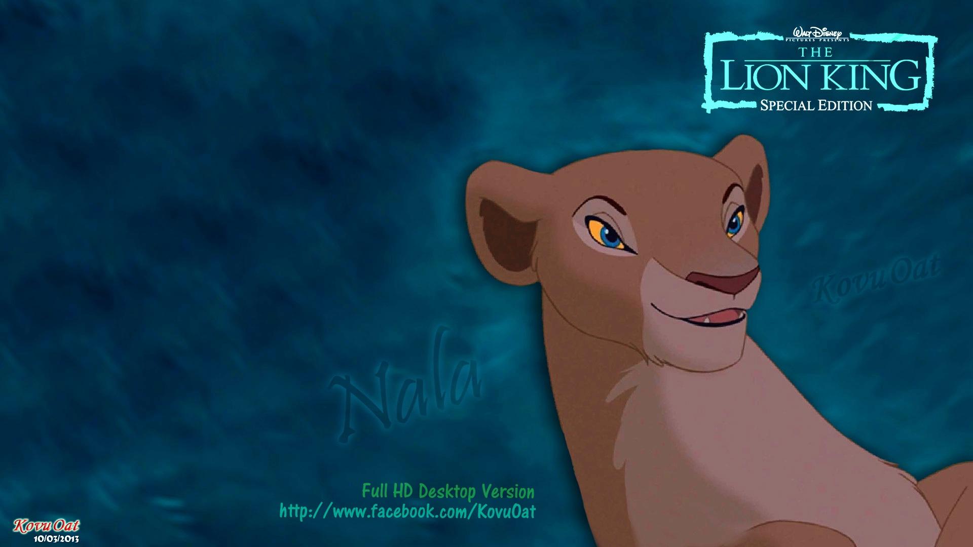 Kovu Oat Images Lion King Nala Desktop Background Full Hd Hd