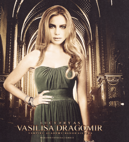 The Vampire Academy Blood Sisters images Lissa Dragomir ...