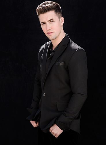 Logan Henderson wolpeyper with a business suit, a suit, and a three piece suit called Logan Henderson