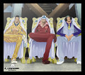 3 Admirals - one-piece photo