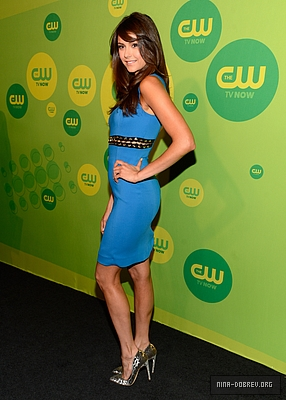MAY 16TH - 2013 CW Network Upfront Presentation
