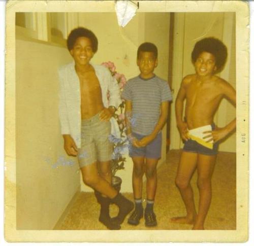 MJ in 1971
