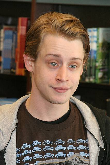 Macaulay Culkin Book