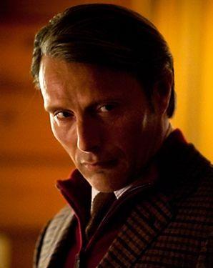 Mads Mikkelsen Hannibal Lecter