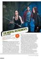 Magazine scans: Entertainment Weekly (2013 Summer Preview issue)