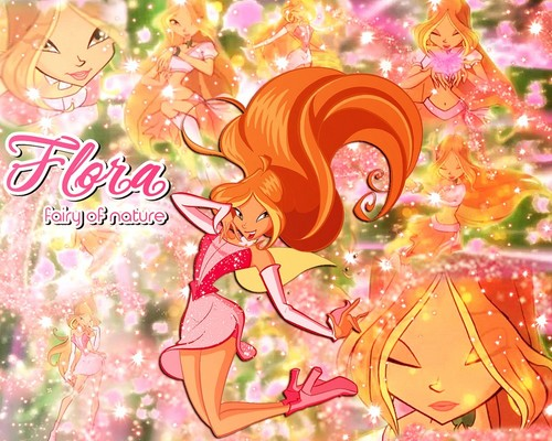 Magical Winx ~ Wallpaper