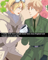 MapleTea Confession - hetalia fan art