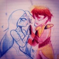 MarEC~fire & ice - total-drama-island-fancharacters photo