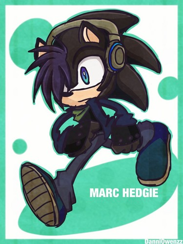 Marc Hedgehog
