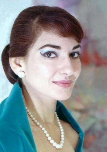 Maria Callas(December 2, 1923 – September 16, 1977)