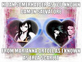 Marianna And Ian - ian-somerhalder fan art