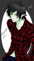 Marshall Lee - marshall-lee fan art