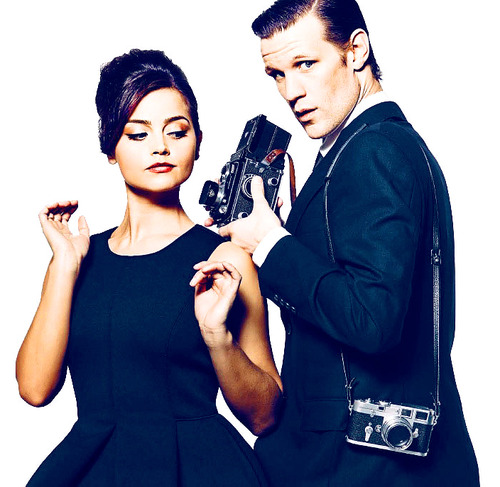 Matt and Jenna! :D