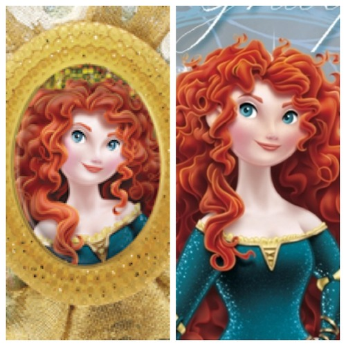 Merida Changes?
