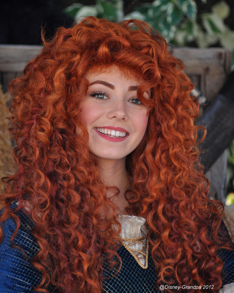Merida Brave Photo 34452365 Fanpop