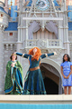 Merida's Coronation - brave photo