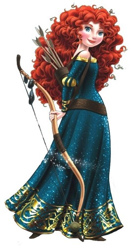 Merida's new design