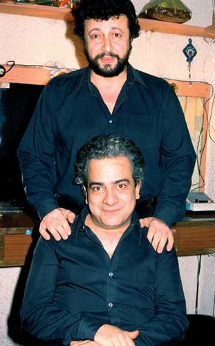 Metin Akpınar and Zeki Alasya