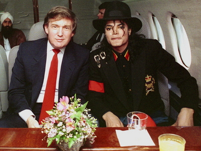 Michael And Donald Trump