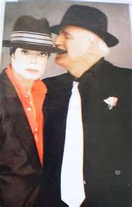 Michael And Legendary Actor, Marlon Brando