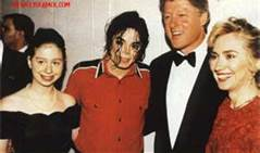 Michael And The Clinton Familly