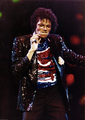 Michael - Victory Tour - michael-jackson photo