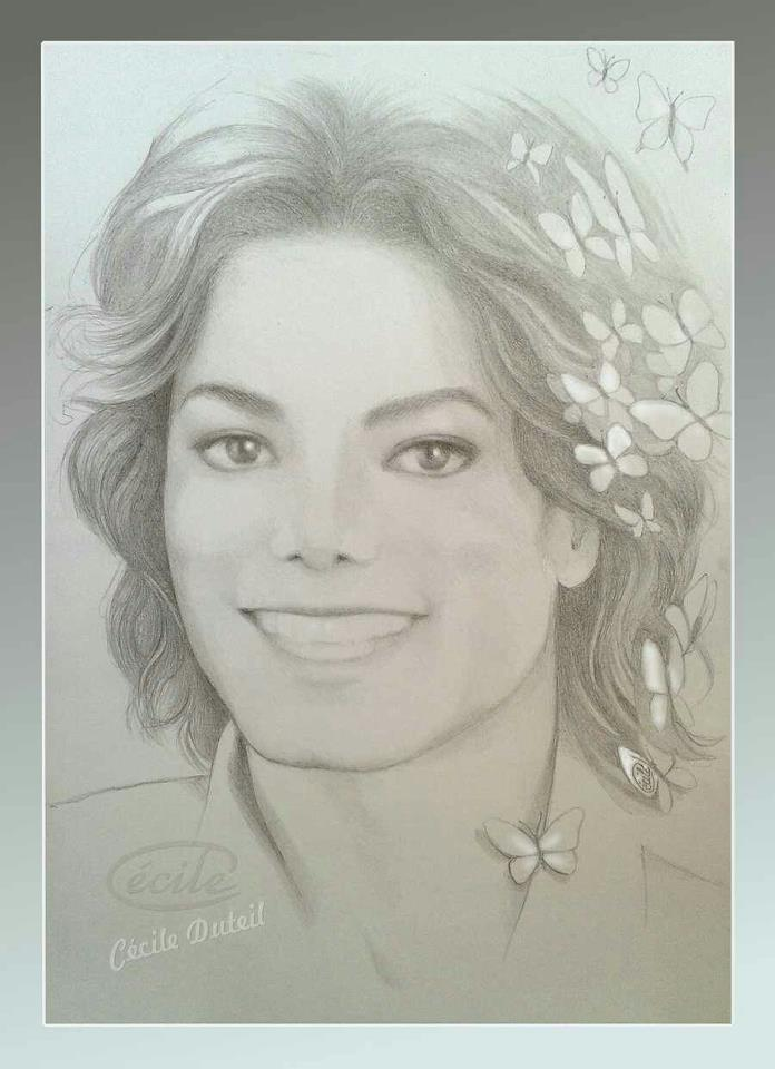 Michael - drawings