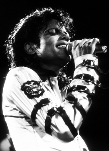 Michael - on tour