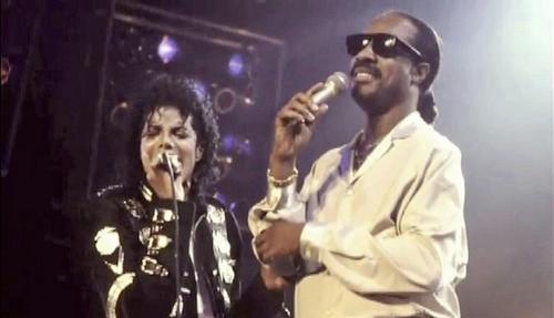 Michael on tour
