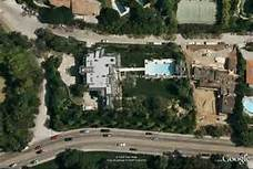 Michael's Final Place Of Residence On Carolwood Drive In Los Angeles, California