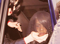 Michael with Blanket - michael-jackson photo