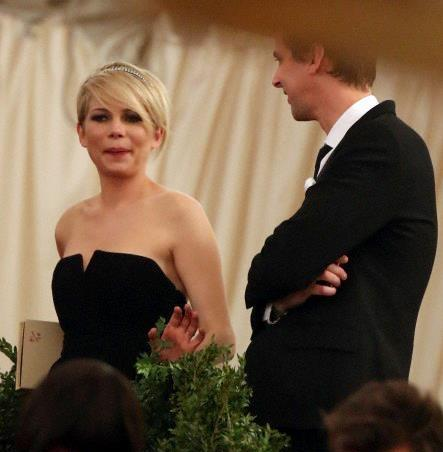 "Michelle Williams at the ""Met Gala"" - (May 6, 2013)"