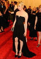 Michelle Williams at the &quot;Met Gala&quot; - (May 6, 2013) - michelle-williams photo