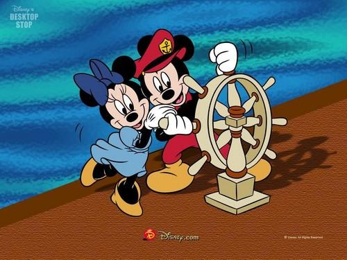 Mickey 老鼠, 鼠标