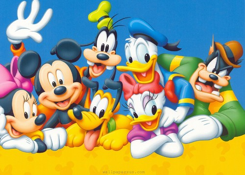 Mickey Mouse wallpaper called Mickey Mouse