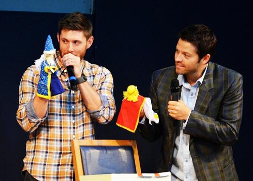 Misha & Jensen - JIB Con 2013
