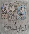 Movie Crossover - Twilight - total-drama-island-fancharacters fan art