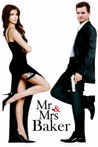 Brooke and Julian wallpaper with a well dressed person and a business suit entitled Mr. & Mrs. Baker