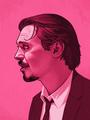 Mr. Pink - quentin-tarantino fan art